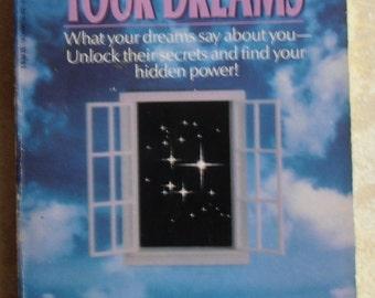 Vintage Paperback - Interpreting Your Dreams by W. Lindsay Jacob, M.D. St Martins Paperback 1990