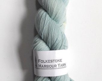 Baby Blue Wool Yarn Merino Lace Superwash #11