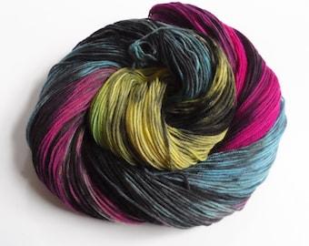 CMYK Sock 100g Superwash Merino Wool Yarn