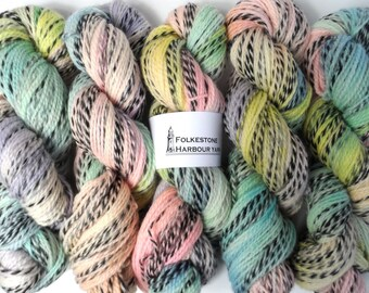 Zebracorn Tails Pure Highland DK Wool Yarn 100g