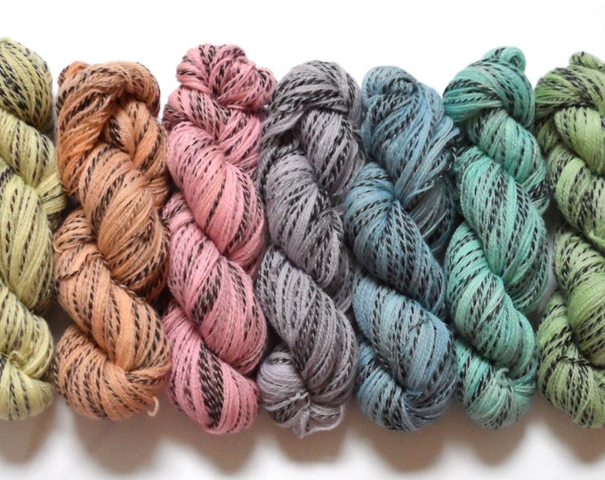 Zebracorn Tails Pure Highland 4ply Wool Yarn 100g