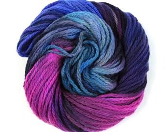 Mystical Variegated Merino Chunky Wool Yarn