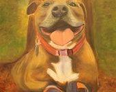 PENNI DOG,  Original 16 x...