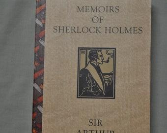 Memoirs of Sherlock Holmes - by Sir Arthur Conan Doyle