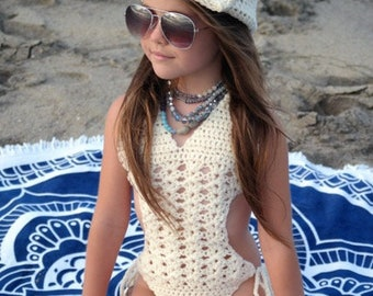 offiziell neue angebote beste Schuhe Crochet monokini | Etsy