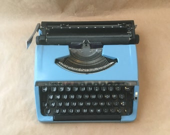 Brother Charger 11 C Blue Ink Typewriter Ribbon Free Shipping