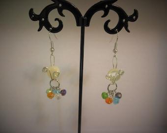 earrings hand made