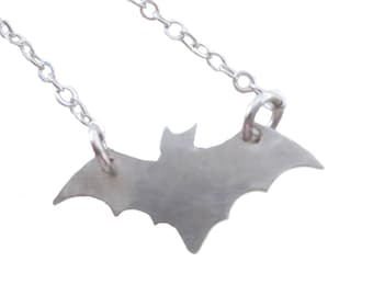 Bat Necklace #3 Design