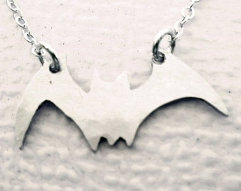 Bat Necklace #4 Design