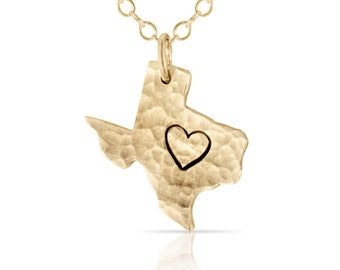 Texas Charm Necklace