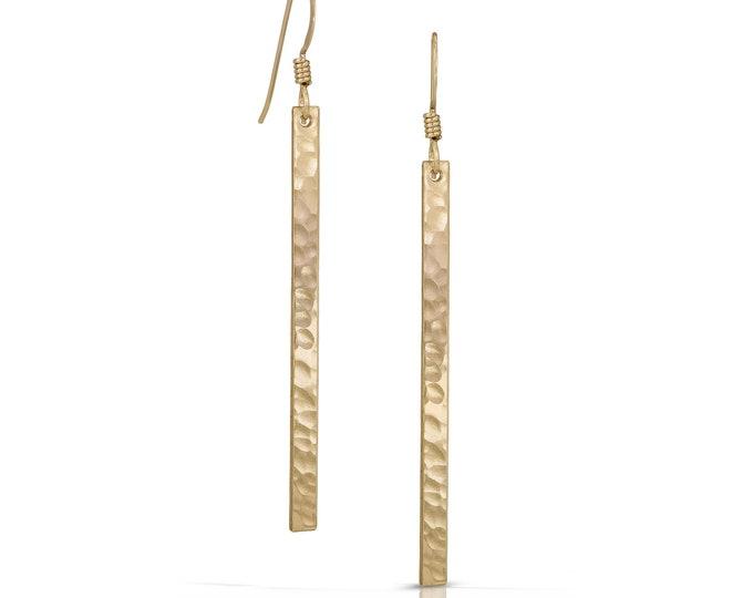 Skinny Bar Earrings