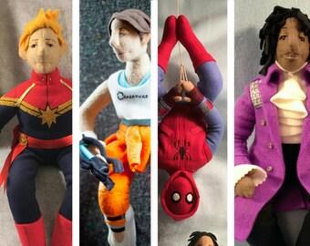 Any Character Custom Doll - Standard