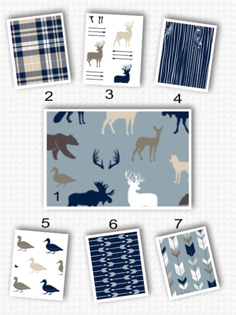 Rustic Woods Crib Sheet