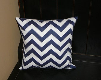 Chevron Pillow in 5 Colors Options