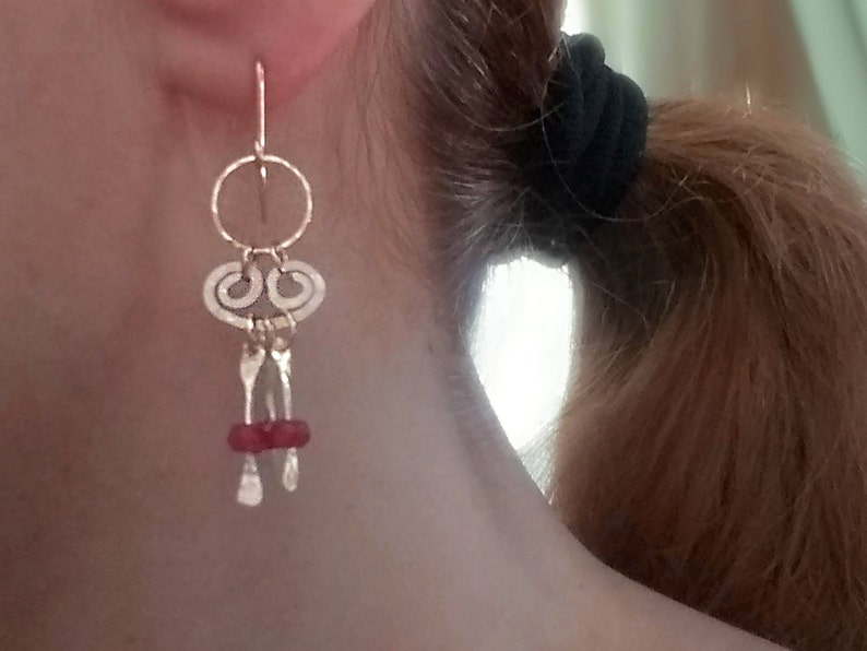 Ruby Earrings image 0