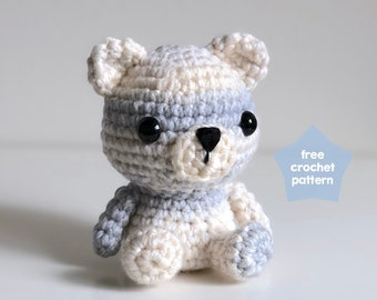 20 Free Amigurumi Patterns to Melt Your Heart   270x340