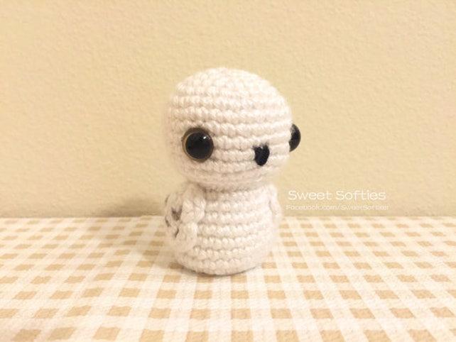 Amigurumi Owl Tiere Vogel Kokeshi Puppe Häkelanleitung | Etsy