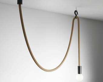 Hook Line Lamp /  Rope light