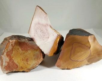 Wonderstone jasper cabochon Rhyolite Hicoryite