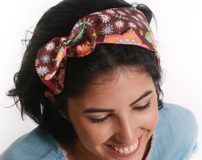 Bohemian fashion headband  style for teens