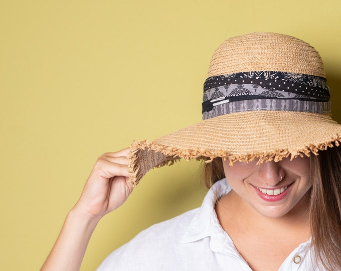 Hat band for women