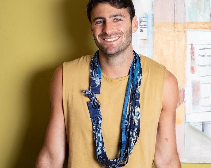 Boho Chic Unisex Circle scarf/belt/necklace