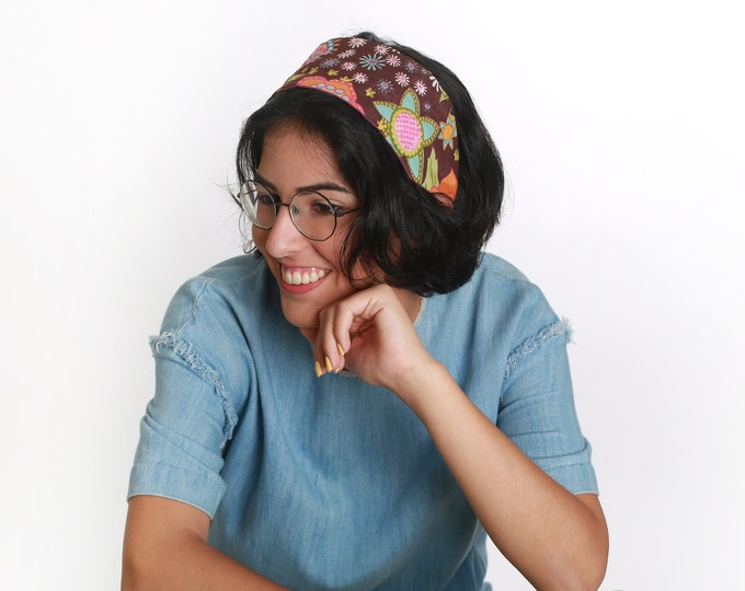 Pin up style Scarf Bandana  Mom and Daughter