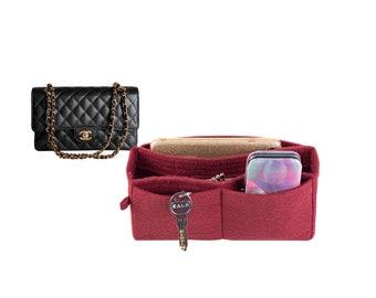 ae77bbba3597 Chanel 2.55 Handbag-Medium bag insert organizer purse insert, bag  shaper,EXPRESS SHIPPING