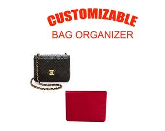 814f01ece926 Chanel Classic Flap Mini (Rectangular) bag organizer, EXPRESS SHIPPING