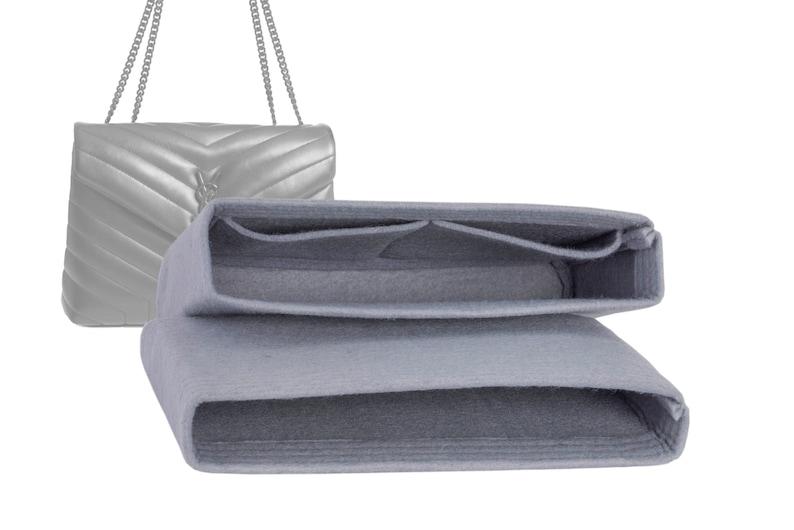 For Loulou Bag Medium SET OF-2 Bag Insert image 0