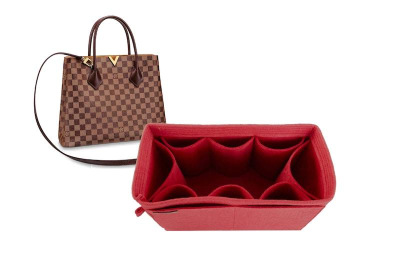 101da05480d8 Louis Vuitton Damier Ebene Kensington handbag insert organizer