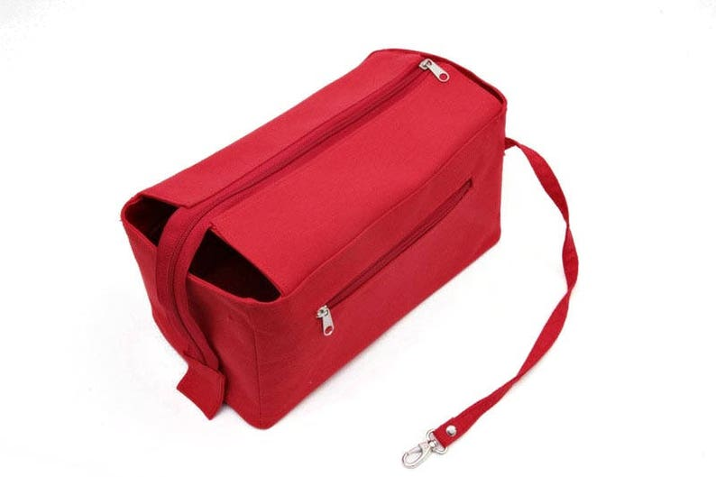 stabil structure and+ extra deep large pockets and Bag insert organizer for Her mes BAGS zippered flap,EXPRESS shipping
