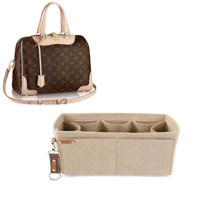 37ace79e6e2b Louis Vuitton Alma MM LV ALma PM Bag insert organizer purse