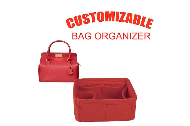 3c227f5802b9 Hermes Toolbox 20 26 33 bag insert organizer purse insert with