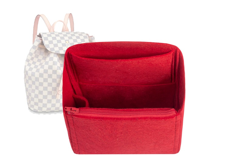 For Sperone Backpack Bag Insert Organizer Purse image 0