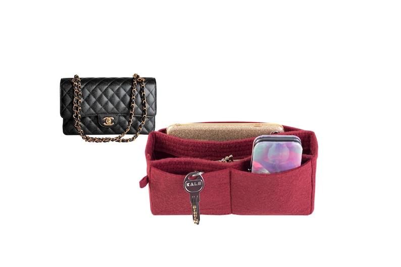 6527d0846484 Chanel 2.55 Handbag-Medium bag insert organizer purse insert | Etsy