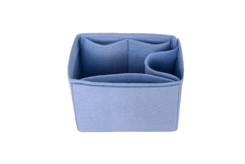 bag insert organizer,with Ipad placer-EXPRESS SHIPPING For Mansur Gavriel Bucket Bag MINI purse insert organizer