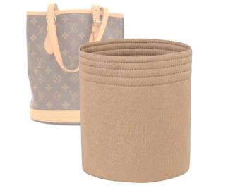 "For ""Petit Bucket PM"" 9.6""/24.5 cm height Bag Insert, Purse Insert Organizer, Bag Shaper - Worldwide Shipping 4-6 Days"