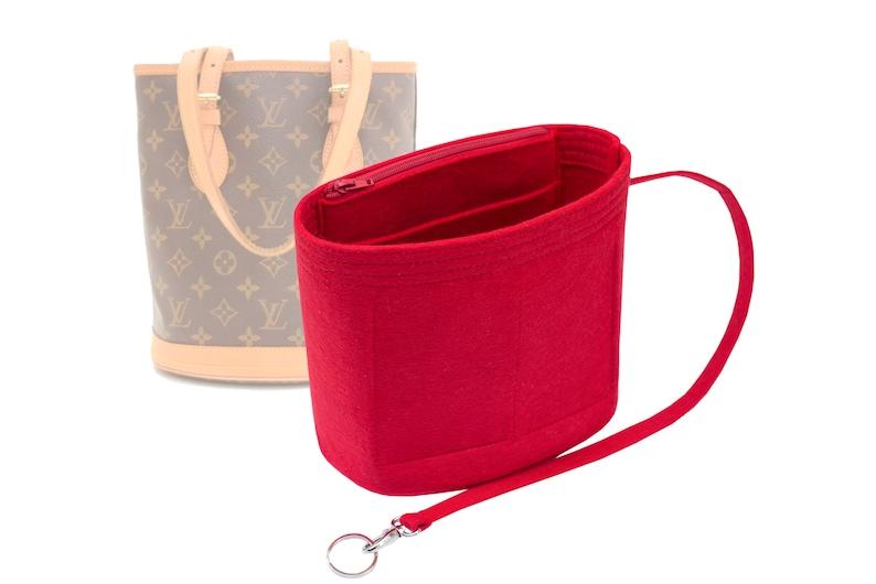 For Petit Bucket PM Bag Insert Organizer in 7 image 0