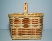 Hand made wine basket