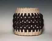 Hnad woven Penland Pottery basket