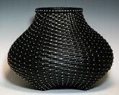 Illusions - handwoven basket