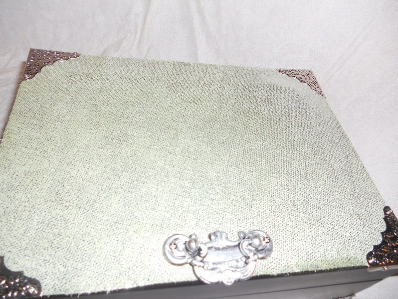 Personal Box Leather Ladies Jewelry Box Custom Box Valet Organizing box Valuable Box Embossed Snakeskin Leather