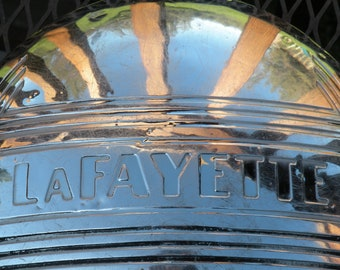 Antique Hubcap Etsy