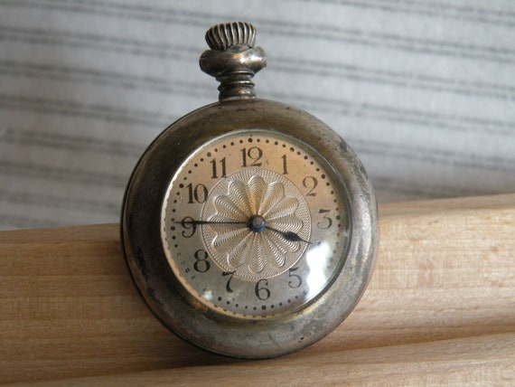 Antique Ladies Pocket Watch, Vintage Ladies Watch