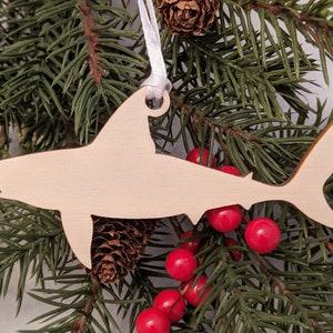 Penguin Christmas Ornament   Christmas Tree  Christmas Decoration  Trim a Tree  Holiday Decoration  Sea Xmas  Ocean Decor