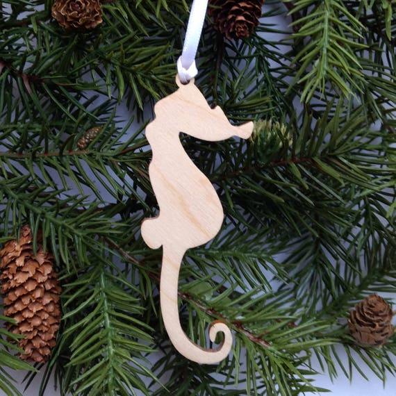 image 0 - Seahorse Christmas Ornament