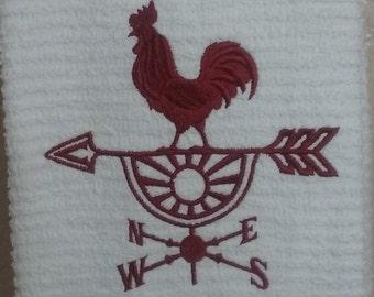 Weathervane Bar Mop Towel