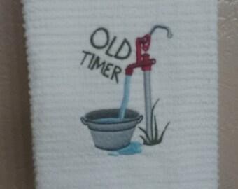 Old Timer Bar Mop Towel