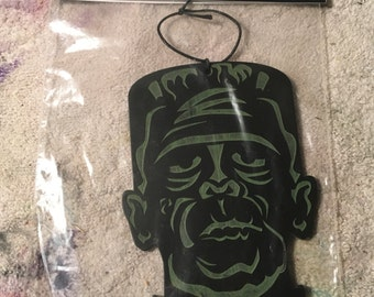 Frankenstein's Monster, Acrylic, Laser Cut, Halloween, Sci Fi, Horror, Ornament